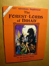 Dungeons & Dragons - FOREST-LORDS Of Dihad - Land Beyond Mountains Module 1982 - $29.00