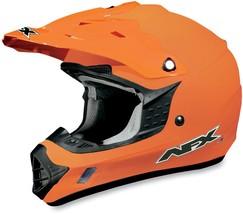 Afx FX-17 Solid Helmet Orange Xl - $94.95