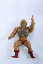 VINTAGE 1981 Mattel Masters of the Universe He Man Action Figure / Mexico - $98.99