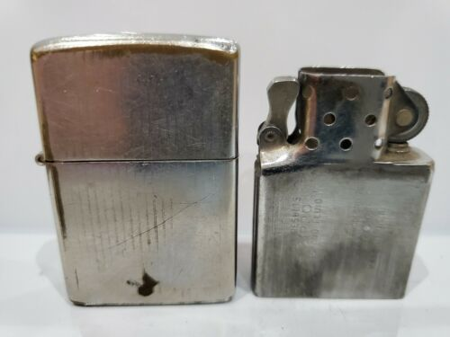Primary image for 1973 Zippo Lighter / Zippo Rebuild / Original & New Inserts