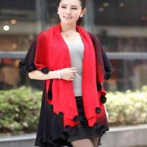 Knitted Loose Batwing Sleeve Winter Cardigan - $29.00