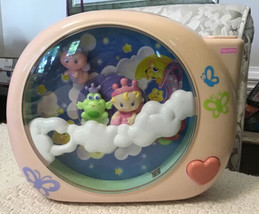 Fisher Price Perfectly Pink Dreamland Soother - M3623, Music Lightshow & Motion - $44.55