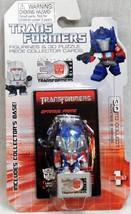 """Transformers Prime 30th Anniversary 1.5"""" 1 Mini Figure 3D Puzzle Piece Collector - $10.84"""