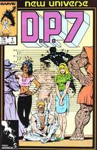 DP 7 #1 NM! ~ New Universe - $1.00