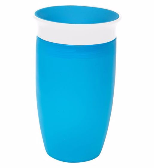 Munchkin 10oz Miracle 360° Sippy Cup Blue