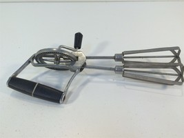 Vintage Egg Beater - Black Handle - $14.99