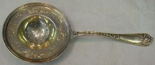 Primary image for Wellesley By International Sterling Silver Tea Strainer AS 7""