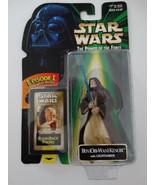 1998 Star Wars Episode 1 Ben Obi-Wan Kenobi Flashback Photo Action Figure - $15.00
