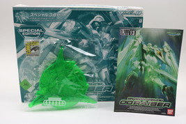 Gundam 00 Raiser Clear color ver. 1/100 model kit SDCC 2010 exclusive by Bandai - $40.99