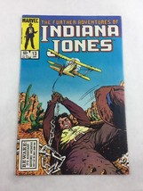 The Further Adventures of Indiana Jones Vol 1 No 13 Jan 1984 - $7.43