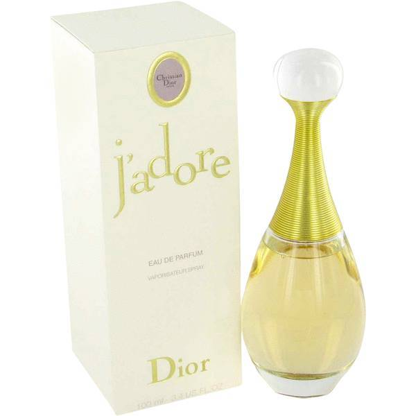 Christian Dior J'adore 3.4 Oz Eau De Parfum Spray