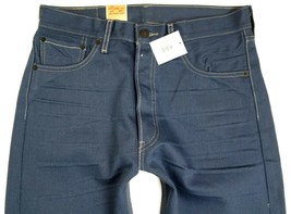 NEW NWT LEVI'S 501 MEN'S ORIGINAL FIT STRAIGHT LEG JEANS BUTTON FLY 501-1146 image 2
