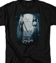Tim Burtons Corpse Bride animated fantasy musical film graphic tee WBM215 image 3