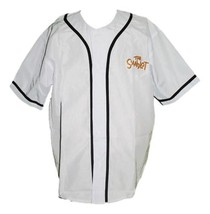 Hamilton Porter #33 Sandlot Movie Baseball Jersey Button Down White Any Size image 1