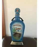 Vintage James. B. Jim Beam Kentucky Bourbon ILLINOIS Sesquicentennial Li... - $23.95