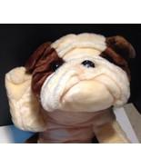 """Toy Factory Bull Dog Large 21"""" Plush  - $18.81"""