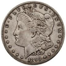 1898-S Argent Morgan Dollar En XF État, Naturel Couleur - $79.19