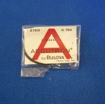 Accutron Bulova 218D G794 3 Gaskets Watch Parts, NOS - $9.99