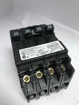 Murray MP22020 2/2Pole Common Trip Circuit Breaker 20-20A 120/240V Type ... - $18.58