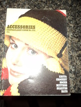 12 Small Knit & Crochet Vintage Books, Selling 1 at a Time - $3.00