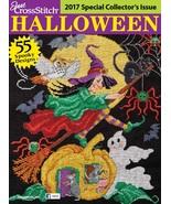 Just Cross Stitch 2017 Halloween Collectors Issue magazine   - $9.99