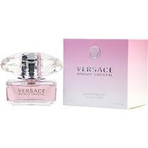 Versace Bright Crystal By Gianni Versace Edt Spray 1.7 Oz - $94.00