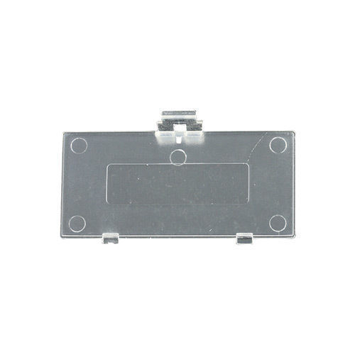 New CLEAR Battery Cover for Game Boy Pocket System GBP Replacement Door