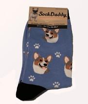 Corgi Socks Unisex Dog Cotton/Poly One size fits most - $11.99
