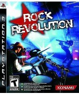Rock Revolution (PS3, Sony PlayStation 3) Game Only! - $2.47