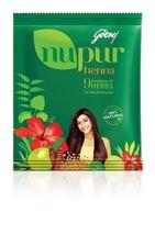 Godrej Nupur 9 Herbs Henna Mehendi Powder - 120 gm (Pack of 10) free shipping - $44.55