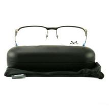 Oakley RX Eyeglasses OX3187 0553 Conductor 0.5 Gunmetal 53 18 137 Demo Lens - $98.00