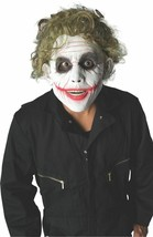 Rubies Batman Dark Knight The Joker Wig Villain Childs Halloween Costume 51817 - £11.35 GBP