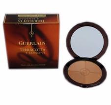 Guerlain Terracotta 4 Seasons TAILOR-MADE Bronzing Powder 10G #02 O/P-G41499 - $58.91
