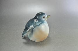 Vintage Bluebird of Happiness Bird Figurine - $10.00