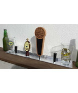 Beer TAP HANDLE Display & Storage SHELF // Home Brewery / Kegs / Taps / ... - $29.69