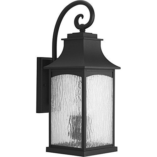 Primary image for Progress Lighting P5755-31 Transitional Three Light Large Wall Lantern from Mais