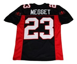 Megget #23 Mean Machine New Men Football Jersey Black Any Size image 2