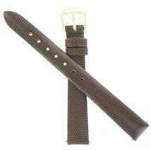 Genuine Timex 12mm Brown Lizard Grain Ladies' Size Watch Band TX49712BN - $9.89