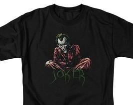 The Joker DC Comics The Penguin Tee Retro Supervillain Two-Faced BM2585 image 2