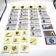 Harry Potter Hogwarts Dueling Club Mattel Board Game Replacement Cards/B... - $9.90