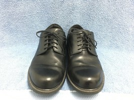 Dunham Burlington Black Leather Waterproof Oxfords MCT410BK Men's Sz 11.... - $47.21