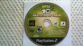 Ben 10: Protector of Earth (Sony PlayStation 2, 2007) - $5.95