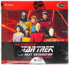 Star Trek The Next Generation Series 2 Trading Cards Box (Rittenhouse) 2011 - $97.99