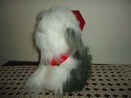 Singing Christmas Carols SHEEPDOG Battery Operated - $57.83