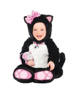 Itty Bitty Kitty Infant 0-6 Months Costume with Mouse Rattle - $36.67
