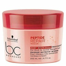 Schwarzkopf Professional BC Bonacure Repair Rescue  200 ML PACK Treatmen... - $29.88