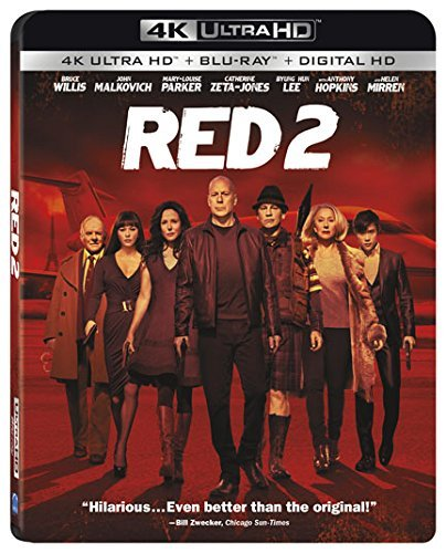 Red 2 (4K Ultra HD+Blu-ray)