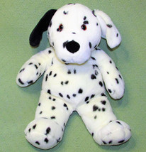 "Commonwealth 20"" DALMATIAN Plush Puppy Dog Stuffed Animal White Black Sp... - $37.39"