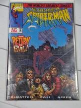 The Spectacular Spider-Man # 250 (Marvel, 1997) Bagged and Boarded - C1740 - $2.99