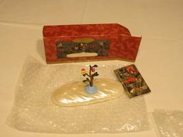 Peanuts a Charlie Brown Christmas Hallmark Snow Scene Tabletop Display R... - $16.03